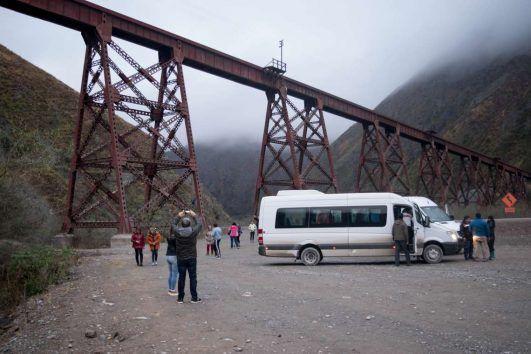 Excursiones desde Salta en Combi