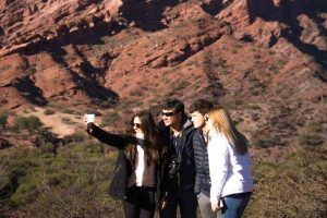 Viaje en familia a Cafayate