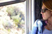 Vista desde el Tren