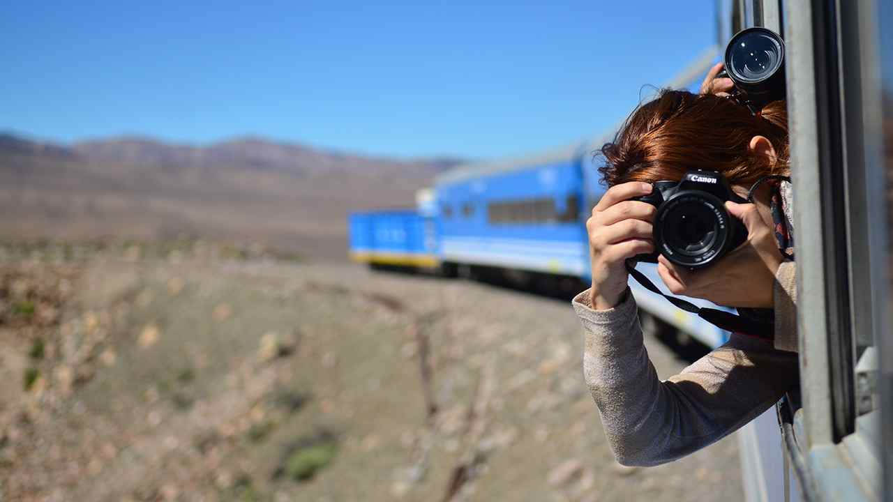 Viaje en el Tren a las Nubes