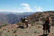 Cabalgata en el Torreón