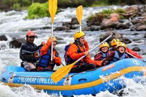 Balsa de Rafting
