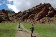 Trekking en el Parque Nacional los Cardones