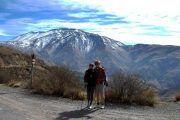 Paisajes nevados en Salta