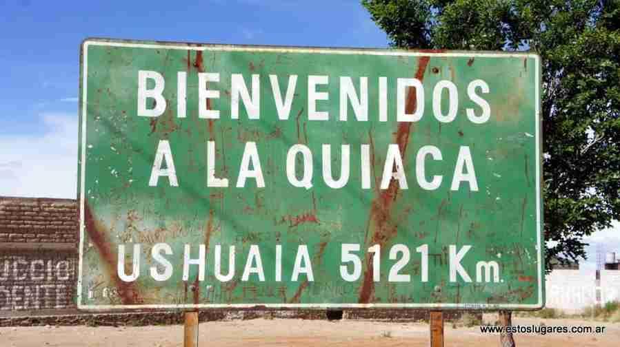 Welcome to La Quiaca